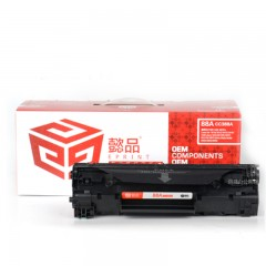 懿品YP CC388A黑鼓(带芯片)  适用惠普HP P1007/P1008/P1106/P1108/M1136/M1213nf/