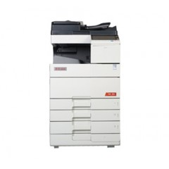 黑白多功能复印机  AD555双面